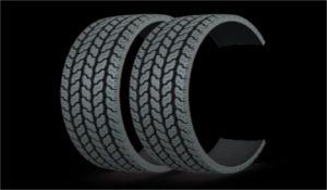 Como é o processo de recauchutagem de um pneu?